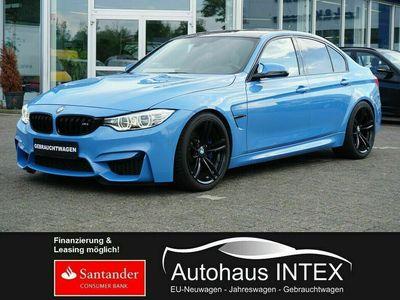 gebraucht BMW M3 Neu *SCHALTER NAVI LED HUD LEDER KLAPPE CARBON*