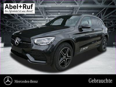 gebraucht Mercedes GLC220 d 4M MOPF-AMG-Night-MBUX-AHK-LED-Kamera