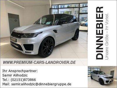 gebraucht Land Rover Range Rover Sport D250 HSE Dynamic   RANGE ROVER Krefeld Vorführwagen, bei Autohaus Dinnebier GmbH