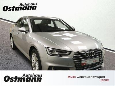 gebraucht Audi A4 Limousine Design Lim. 40 TDI quattro LED*NAVI*EURO6