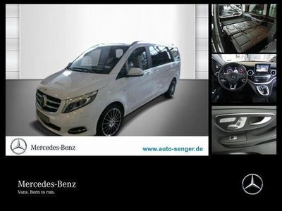 gebraucht Mercedes V250 V-KlasseAvantgarde 7-Sitzer Liege E-Sitz ILS LED