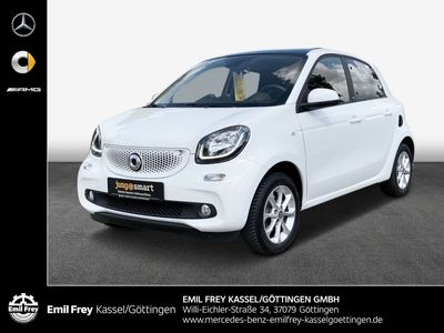 gebraucht Smart ForFour forFourtwinamic passion Turbo+PANO+Einpark