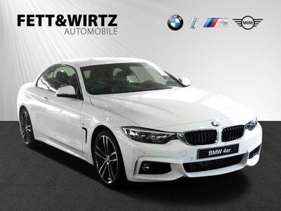 gebraucht BMW 420 d Cabrio M Sport