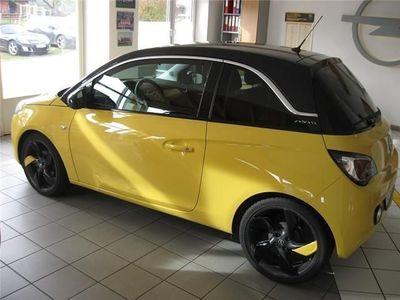 """gebraucht Opel Adam 1.2 Slam Klimaautomatik, IntelliLink mit 7"""" Displ."""