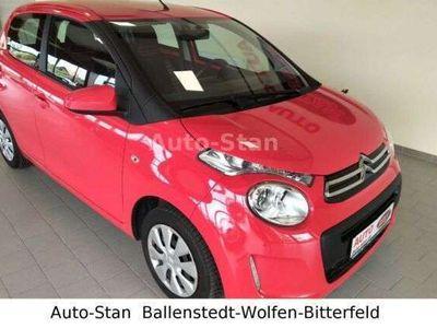 gebraucht Citroën C1 Feel Klima Tempomat Euro6