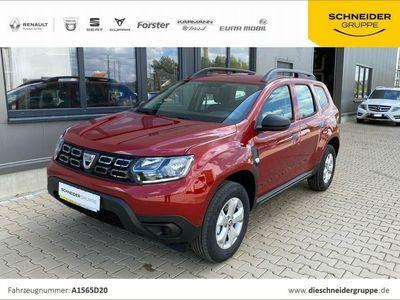 gebraucht Dacia Duster Deal TCe 100 ECO-G 2WD KLIMA DAB+