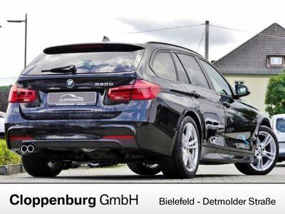 gebraucht BMW 330 dAT M-Sport FACELIFT AhK LED AdaptFa VOLL