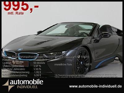 gebraucht BMW i8 Roadster Halo Laser H&K HuD Navi