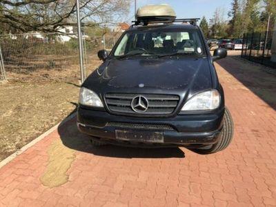 gebraucht Mercedes ML320 Benzin