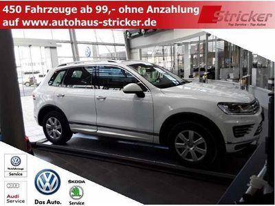 gebraucht VW Touareg R-Line 3.0TDI 479.-ohne Anzahlung Pano N