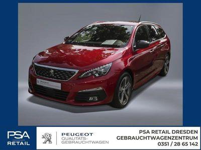 gebraucht Peugeot 308 SW BlueHDi 130 GT-Line, Navi, SHZ, Keyless