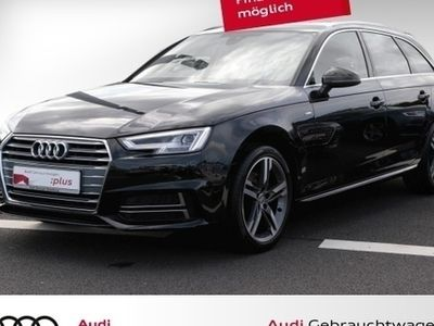 gebraucht Audi A4 Avant Sport 2.0 TDI S line S-tronic Navi LED GRA