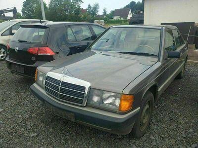 gebraucht Mercedes 190 Mercedes2.0 2.Hand Alus Holzlenkrad