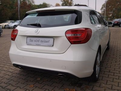 gebraucht Mercedes A180 / URBAN / XENON / HARMAN KARDON / NAVI /