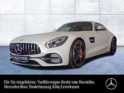 gebraucht Mercedes AMG GT C Cp. Keramik Burmester 3D AeroPak Pano