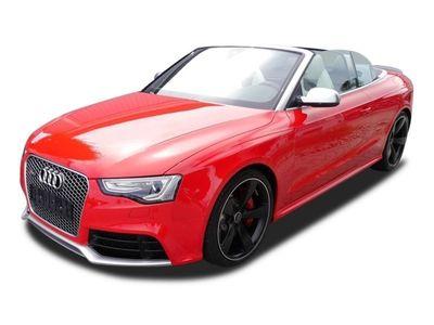 gebraucht Audi RS5 Cabriolet 4.2 FSI QUATTRO * S-TRONIC * 20 ZOLL * L