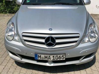 gebraucht Mercedes R350 4Matic 7G-TRONIC 6sitzer LPG GASANLAGE