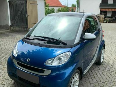 gebraucht Smart ForTwo Coupé 1.0 62kW passion