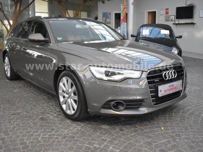 gebraucht Audi A6 Avant 3.0TDI quattro*BI-XENON*BOSE*NAVI*LEDER