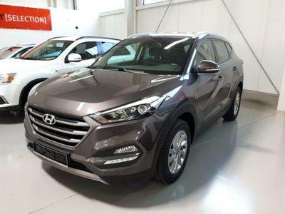 käytetty Hyundai Tucson Intro Edition 2WD,177PS,Navi,Sitzheizung