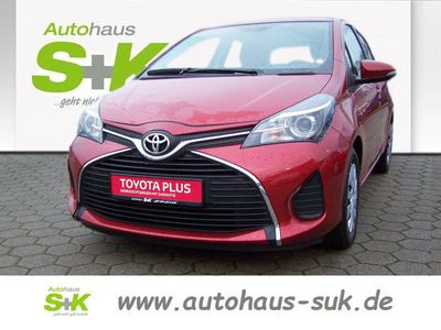gebraucht Toyota Yaris 1.0 Touch *Klima *R-Kamra *SHZ