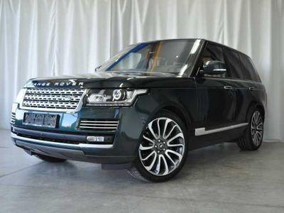 gebraucht Land Rover Range Rover Supercharged Autobiography