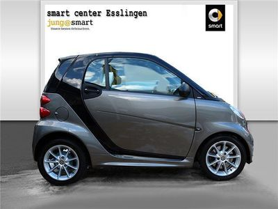 gebraucht Smart ForTwo Coupé mhd passion Euro