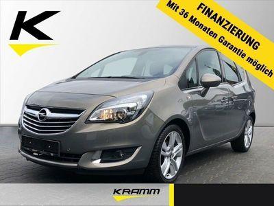 gebraucht Opel Meriva B Innovation 1.4 Turbo Dyn. Kurvenlicht R