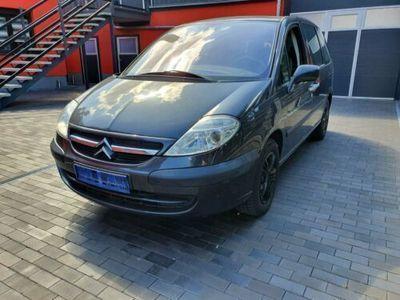 gebraucht Citroën C8 2.2 HDI 6 GANG KLIMA STH. AHK