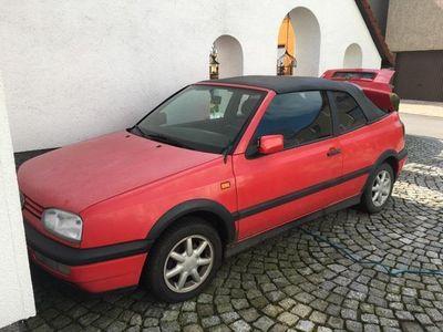 gebraucht VW Golf Cabriolet Cabrio 1.8 Avantgarde