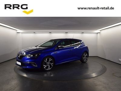 gebraucht Renault Mégane IV GT TCe 205 FULL LED