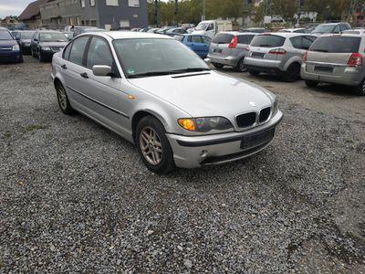 gebraucht BMW 316 3er Edition Automatik