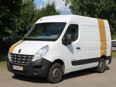 gebraucht Renault Master III DCI 100 L1H2 *Klima*