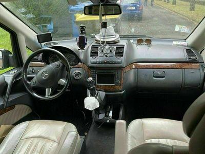 gebraucht Mercedes Viano Mercedes3,0 extra lang 015117211196