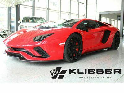 gebraucht Lamborghini Aventador S CARBON*NAVI*GARANTIE*KAMERA*CARPLAY