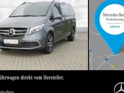 gebraucht Mercedes 300 Vd lang Avantgarde Edition 360° Stdhzg Distr
