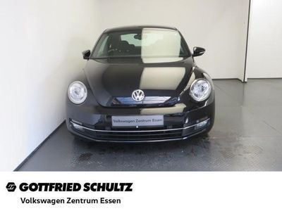 gebraucht VW Beetle 1.2 Design - Klima,Sitzheizung,Alu,Servo,