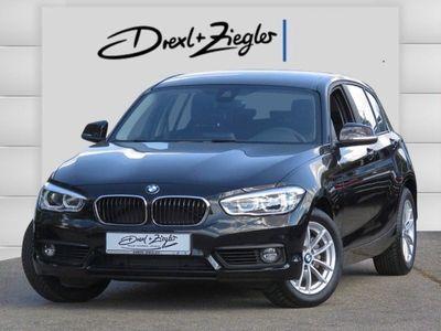 gebraucht BMW 120 i 5-Türer Autom. Advantage LED Navi MFL SHZ