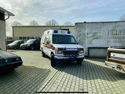 gebraucht Ford Econoline Krankenwagen