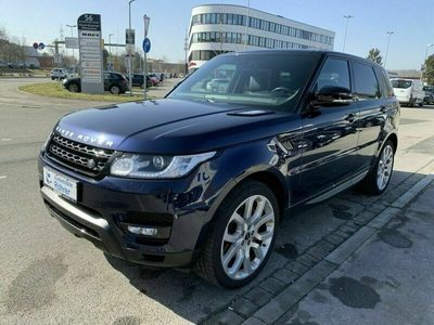 gebraucht Land Rover Range Rover Sport 5.0 V8 Supercharged Dynamik