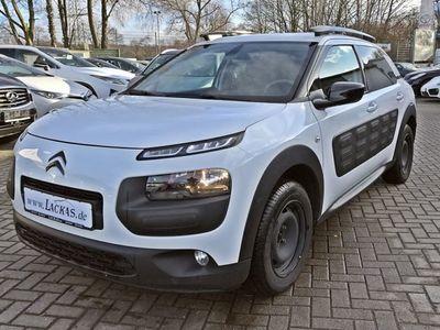 gebraucht Citroën C4 Cactus BlueHDi 100 Stop&Start Shine*Navi*Cam*