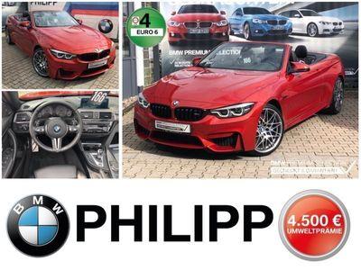 gebraucht BMW M4 Cabriolet M Competition Head-Up h&k LEA ab 888,-