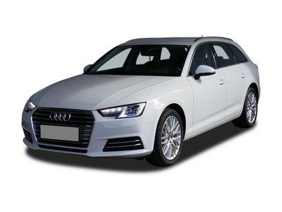 """gebraucht Audi A4 Avant 2.0 TDI sport AHK NAVI 18"""" XENON DAB GRA"""