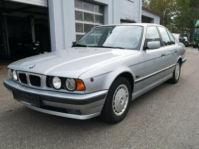 gebraucht BMW 518 i Executive Klimaanlage 2-Hand