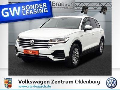 gebraucht VW Touareg 3.0 TDI BMT AHK, Luftfederung, Leder