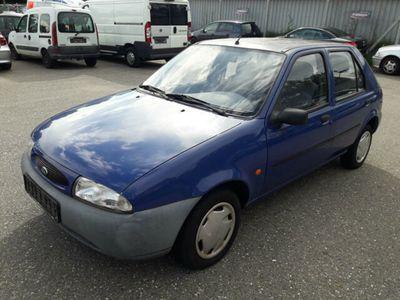 gebraucht Ford Fiesta 1.3 37 kW