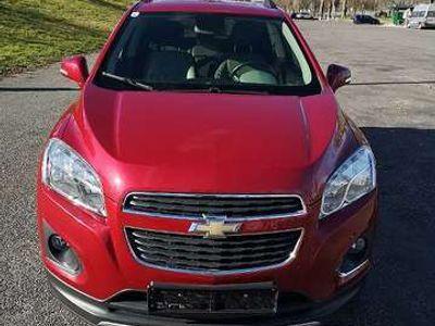 gebraucht Chevrolet Trax 1.7TD Automatik LT+