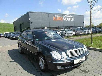 gebraucht Mercedes E320 *Elegance*Leder*SD*Automatik*Top-Zustand*