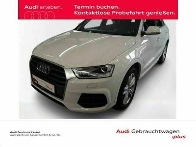 gebraucht Audi Q3 quattro 2.0 TDI S line Xenon plus Teilleder