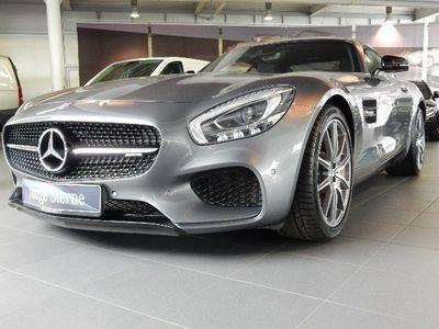 gebraucht Mercedes AMG GT Night-Paket Panorama Spur-Paket Burmester